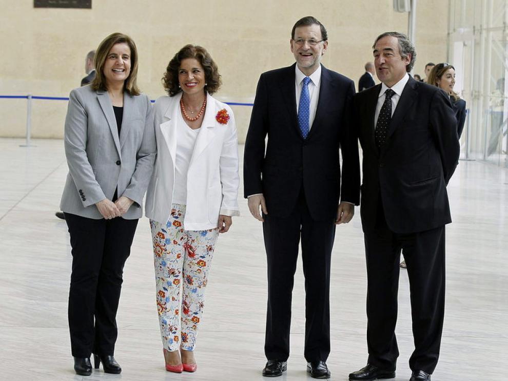 Rajoy y Bañez