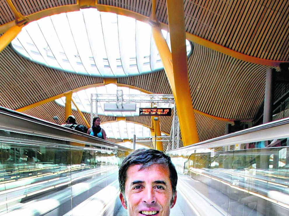 Pedro Delgado, en una foto de archivo.