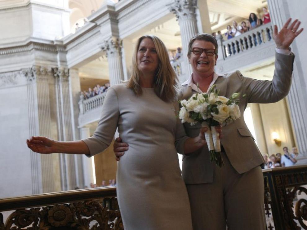 Un juez federal revoca la prohibición del matrimonio homosexual en Alabama