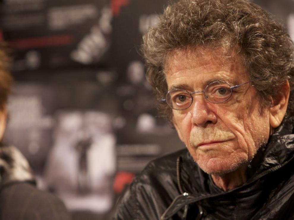 """Lou Reed se ve como  """"un triunfo de la medicina, la física y la química modernas"""""""