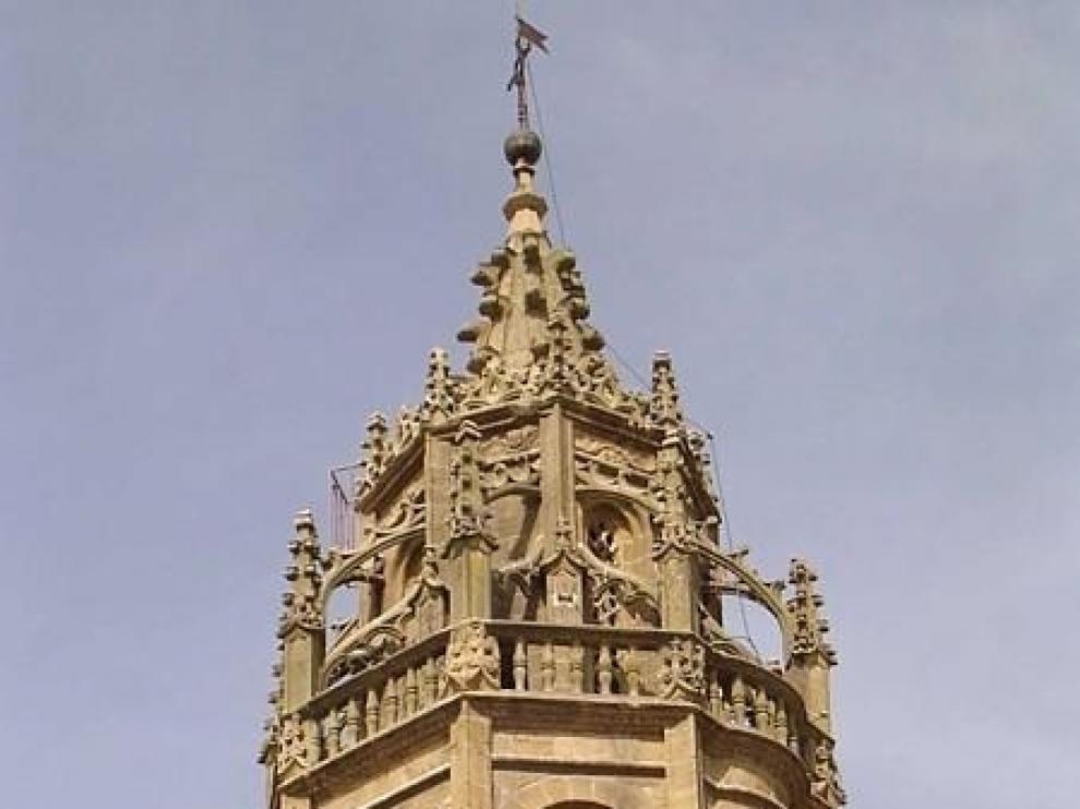 Iglesia de Santa María de Sádaba