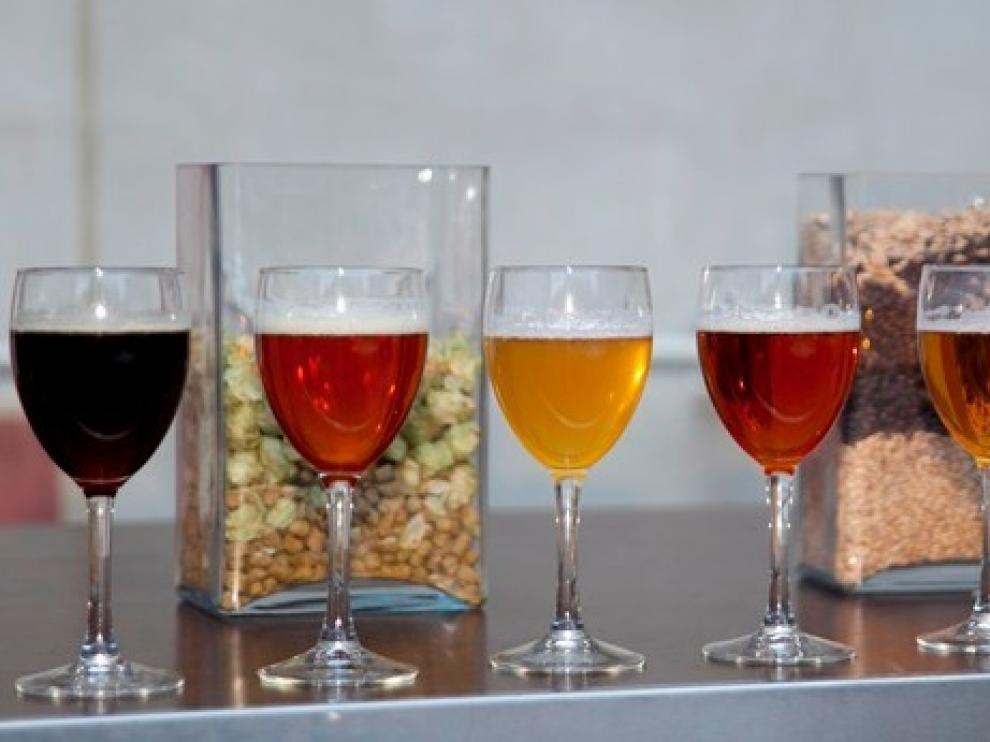 La amplia variedad de cervezas que se elaboran en España