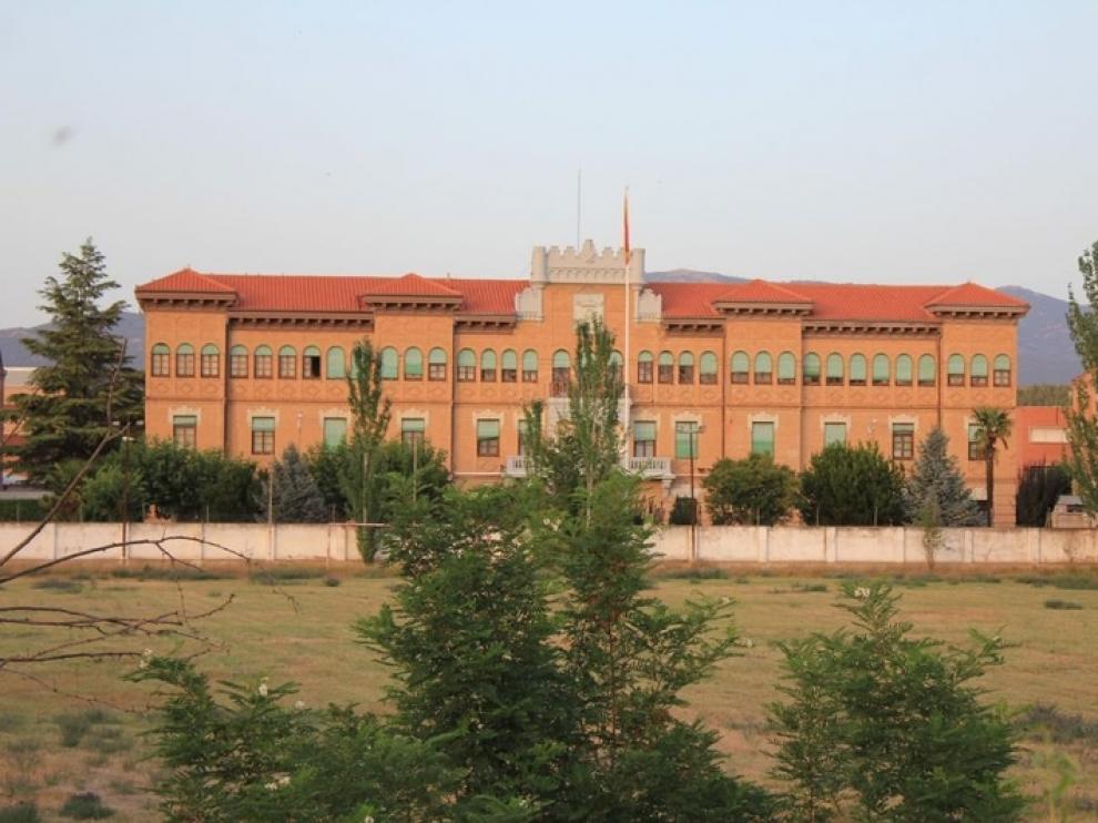 Academia de Logística de Calatayud.