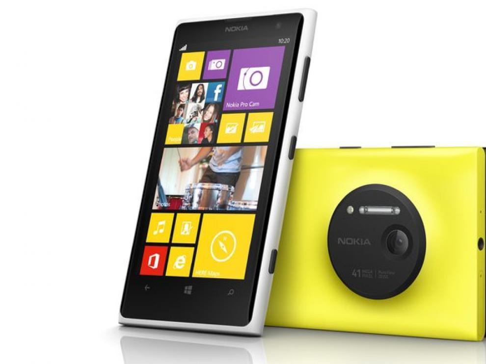 El Nokia Lumia 1020