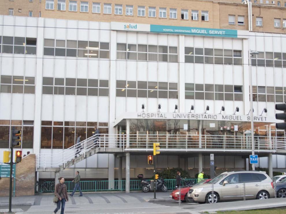 Hospital Universitario Miguel Servet de Zaragoza