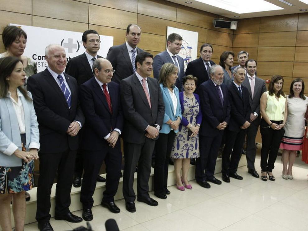 Consejo interterritorial de Salud este martes en Madrid