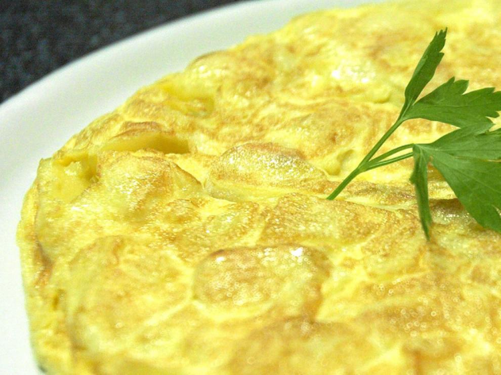 La tortilla de patata, un icono de la gastronomía española