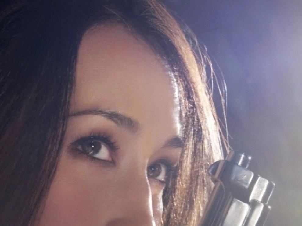 Nikita, interpretada por Maggie Q