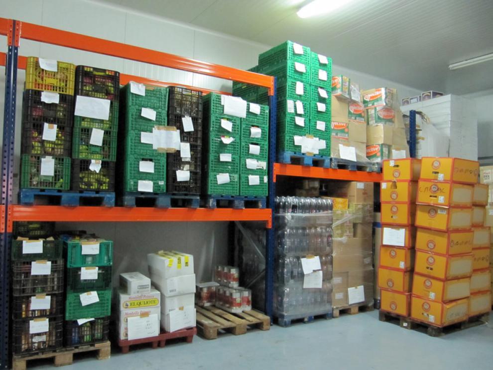 Imagen del Banco de Alimentos