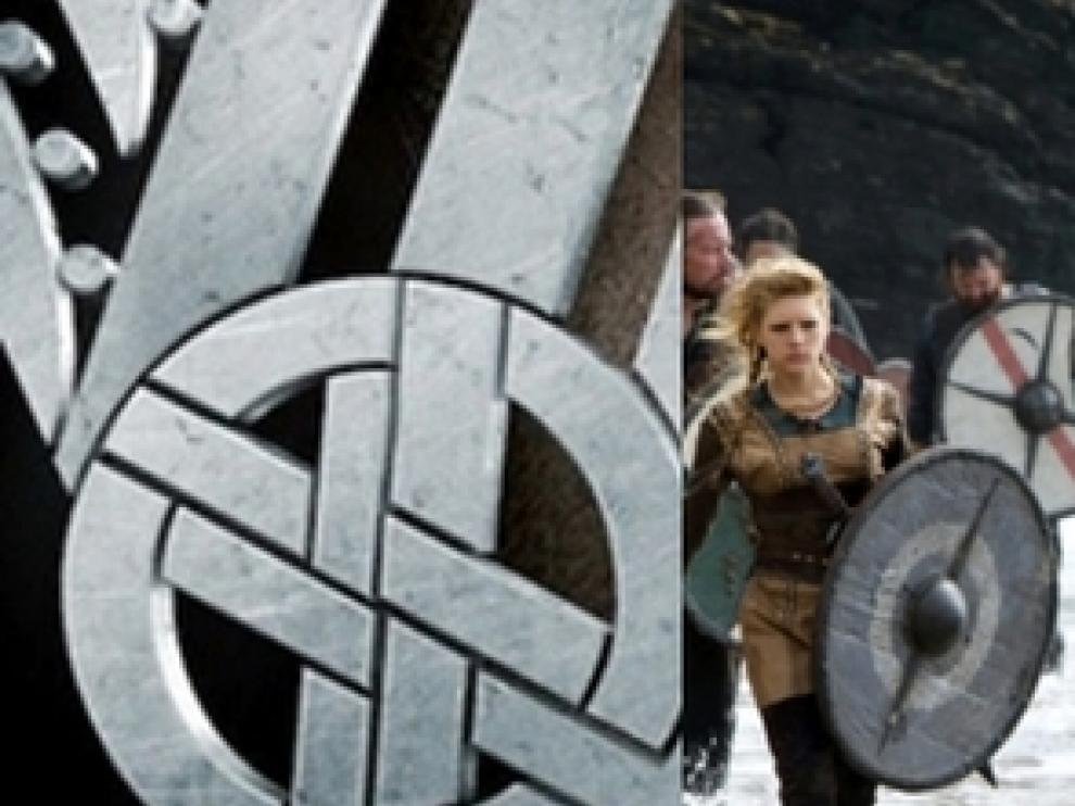 La horda de vikingos liderada por Ragnar