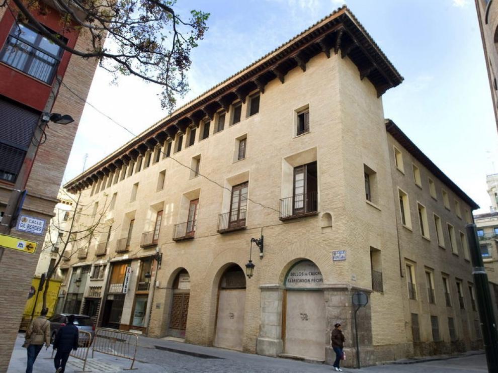 El palacio de Fuenclara