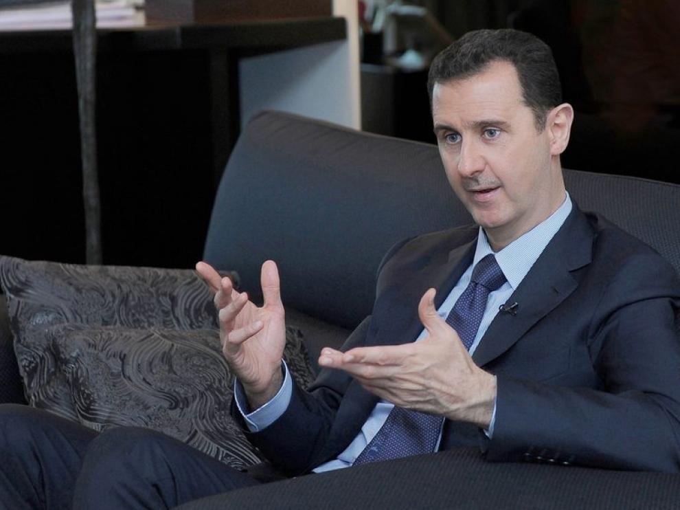 Rusia ha sido un tradicional aliado del régimen de Bachar al Asad