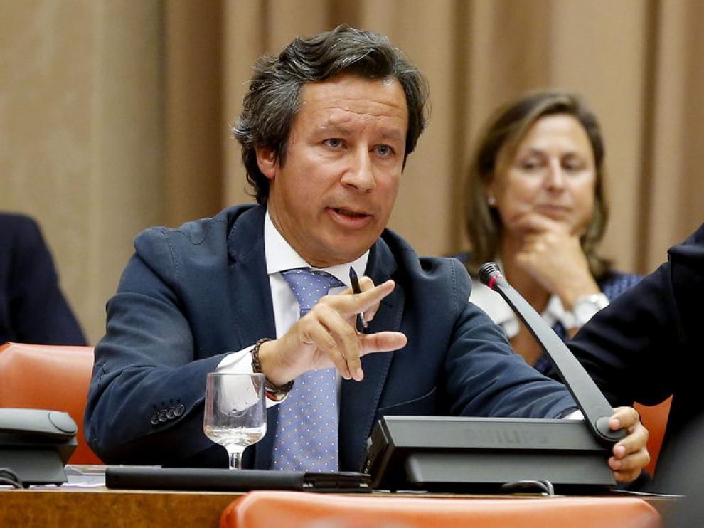 Floriano en la Diputación Permanente del Congreso