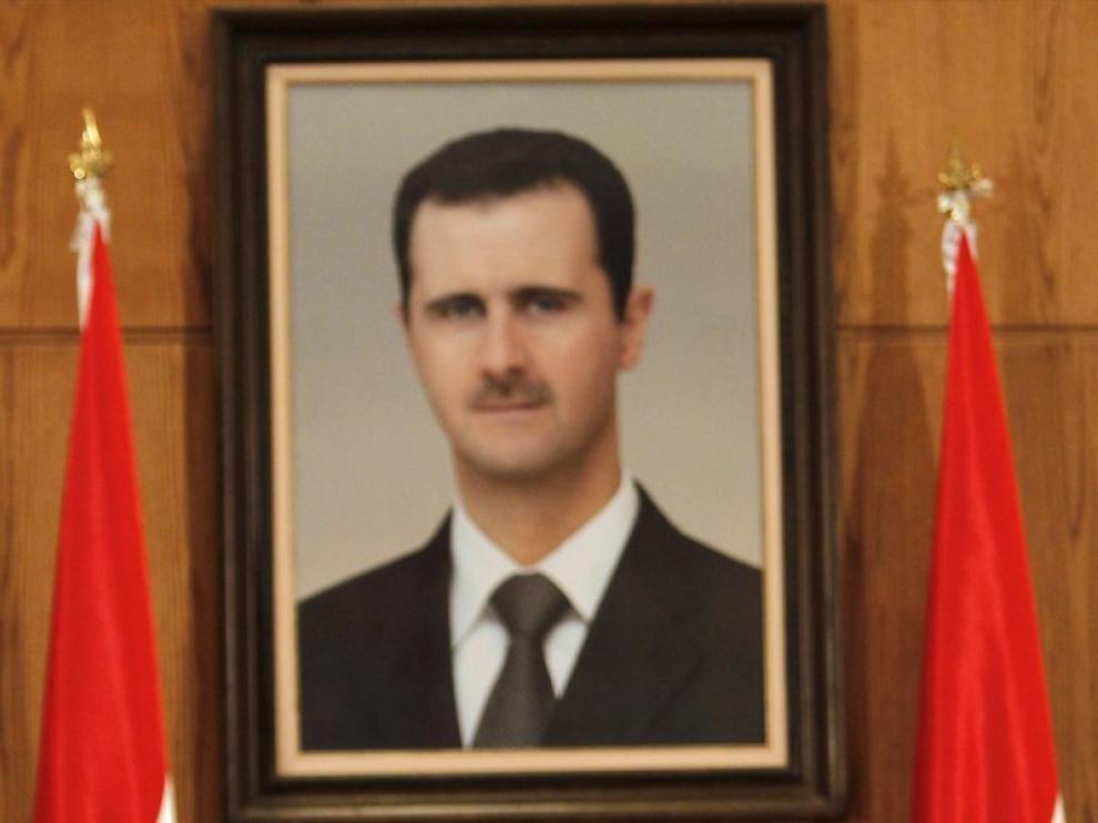 El ministro sirio de Asuntos Exteriores, Walid al Mualem, este martes.