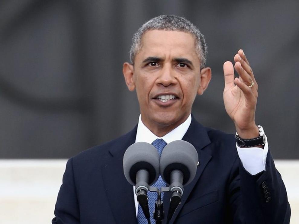 Barack Obama afirmó que el ataque a Siria tendrá efectos sobre la seguridad nacional.