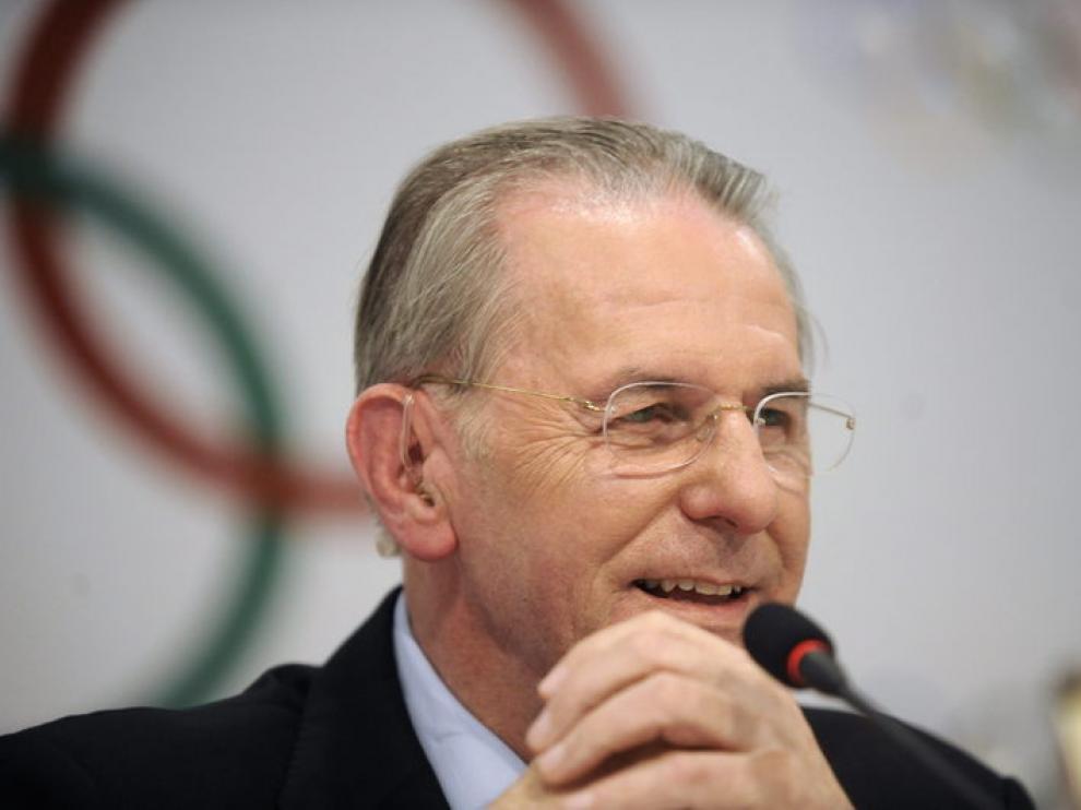 El presidente del COI, Jacques Rogge, no votará como muestra de neutralidad.