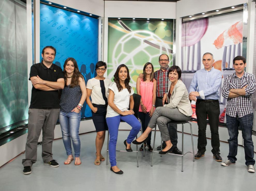 Los rostros de la nueva temporada de ZTV