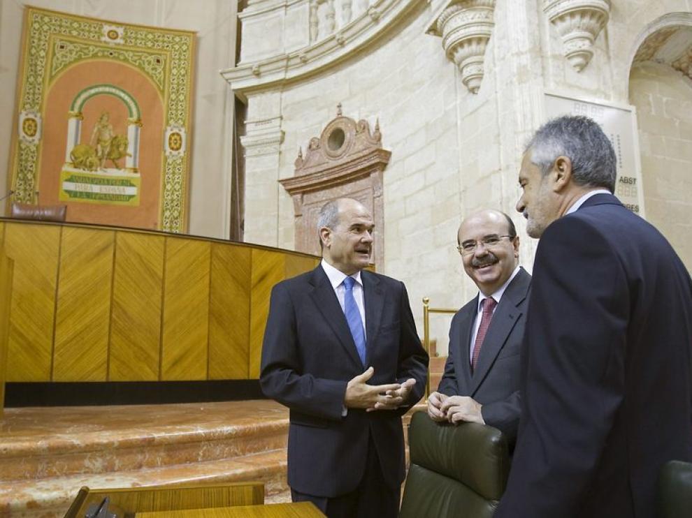 Chaves y Griñán se personarán ante el Supremo para declarar por el caso de los ERE