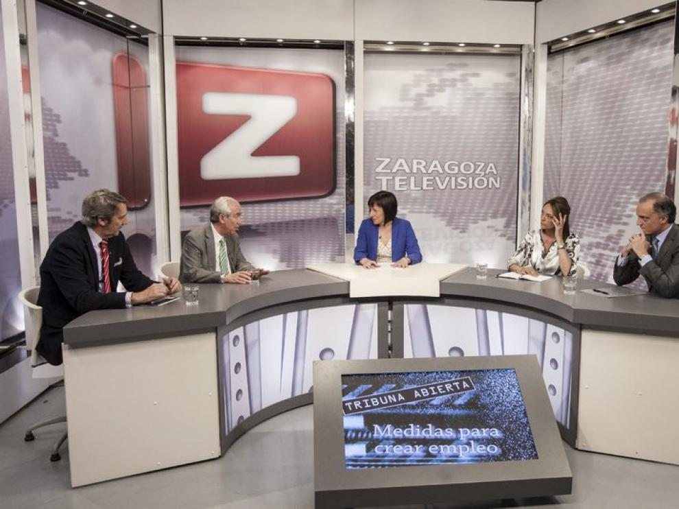 Debate de 'Tribuna Abierta' en ZTV