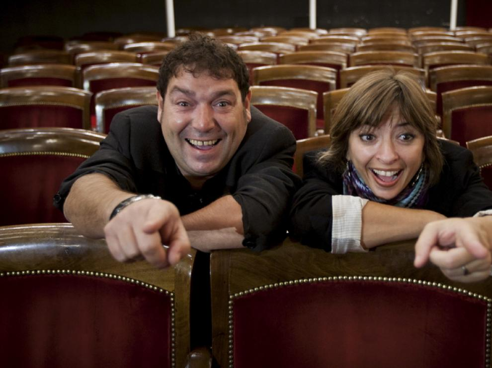 Jorge Asín y Marisol Aznar leerán el pregón.