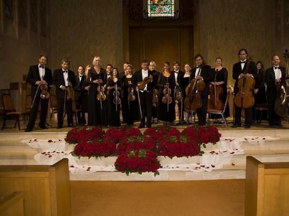 La Classical Concert Chamber Ochrestra