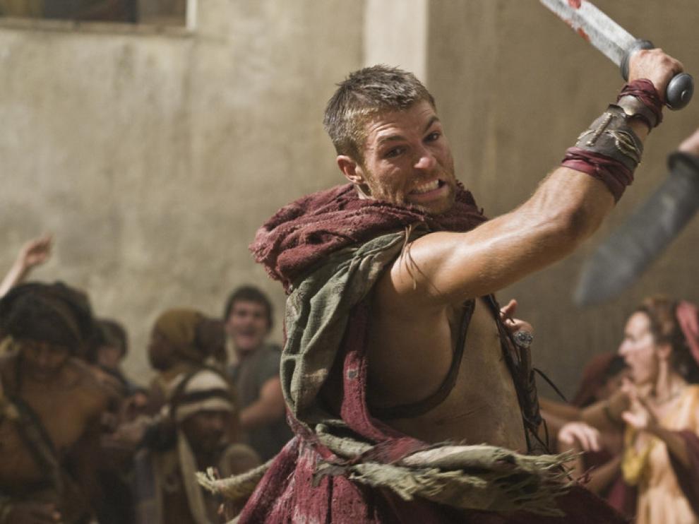 Fotograma de 'Spartacus, la venganza'