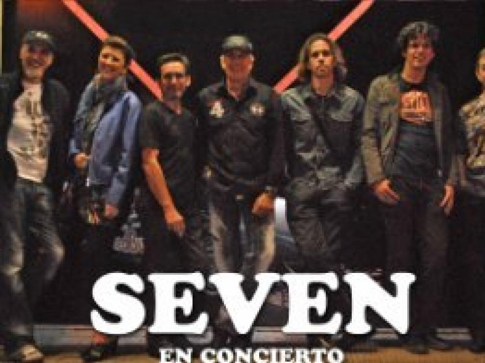 Concierto de Seven en la Carpa del Ternasco, estas Fiestas del Pilar 2013