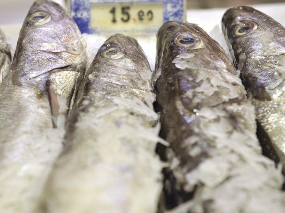 Los aragoneses consumen cada vez más pescado