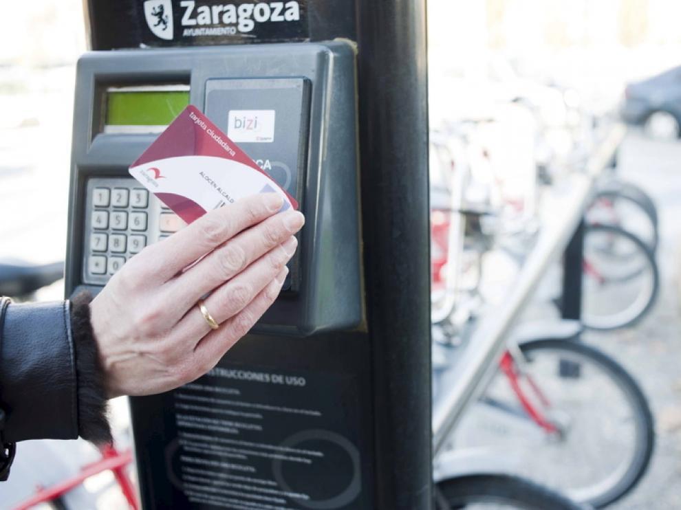 La Tarjeta Ciudadana puede utilzarse en el servicio BiZi