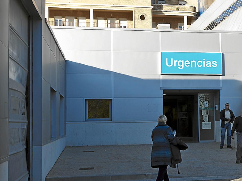El Hospital Rollo Villanova de Zaragoza, pionero en la creación de un protocolo sobre sepsis en Aragón.