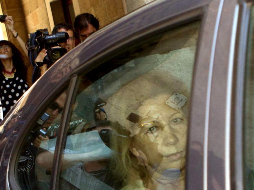 María Antonia Munar en una imagen de archivo