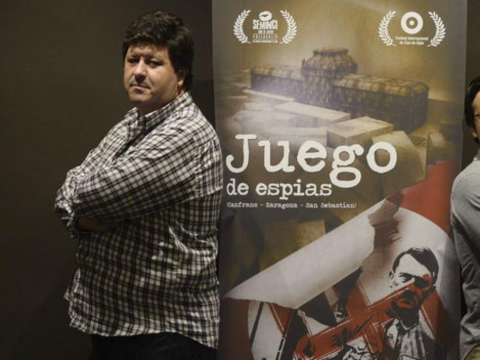 Ramón J. Campo, autor de 'Juego de Espías'