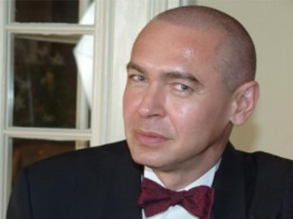 El pianista Ivo Pogorelich