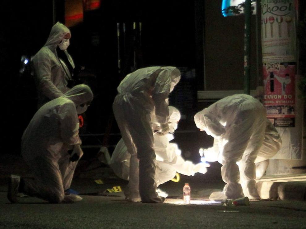La policía griega investiga lo sucedido