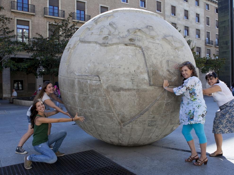 Aragonesas de varias generaciones han disfrutado de la beca Erasmus