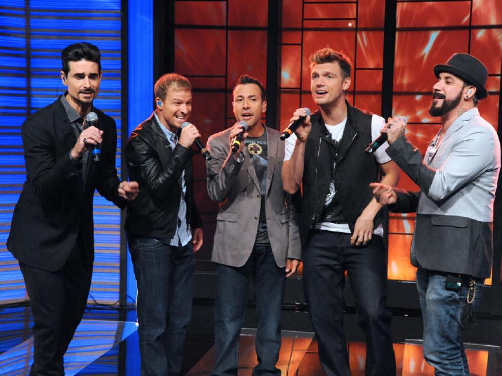 Backstreet Boys Backstreet Boys están de vuelta en el número 1 del Billboard 200.