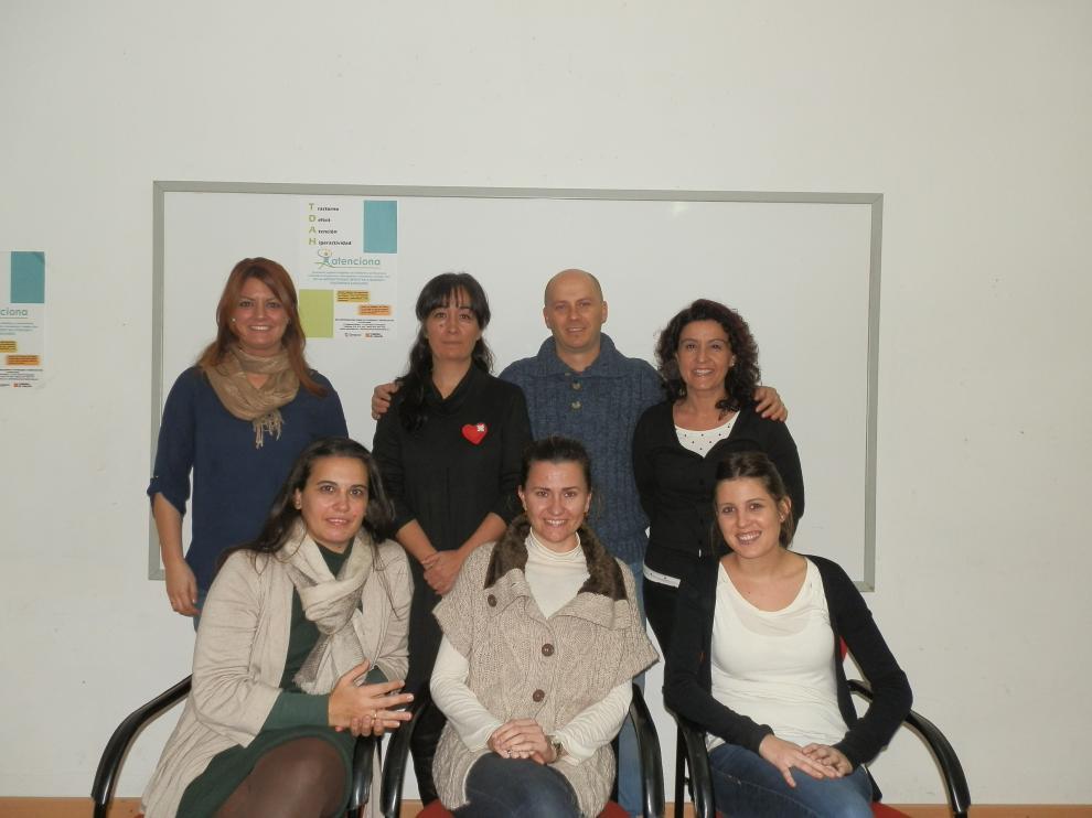 En la asociación Atenciona, de Zaragoza, atienden a 160 familias con niños TDAH