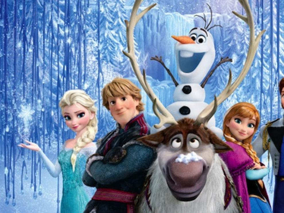 'Frozen: el reino del hielo' es la adaptación de un relato de Hans Christian Andersen