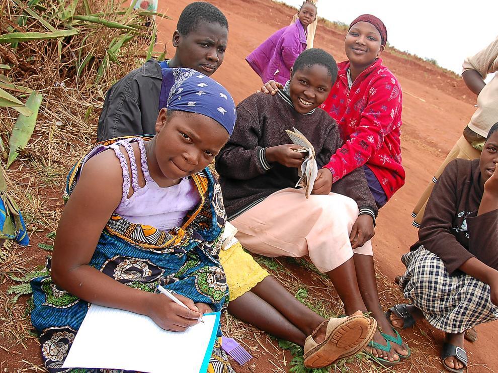 Proyecto de ayuda al desarrollo