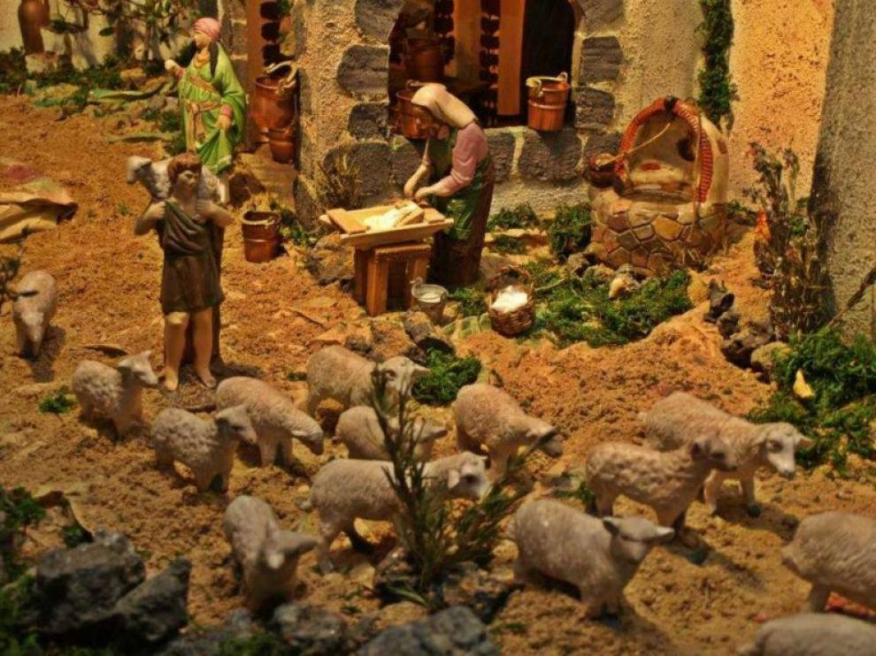 Belén Bíblico y Monumental Santa Ángela de la Cruz