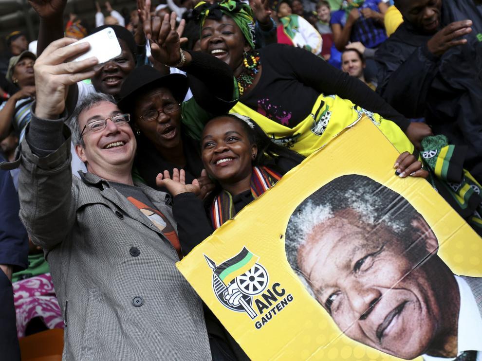 El funeral de Mandela