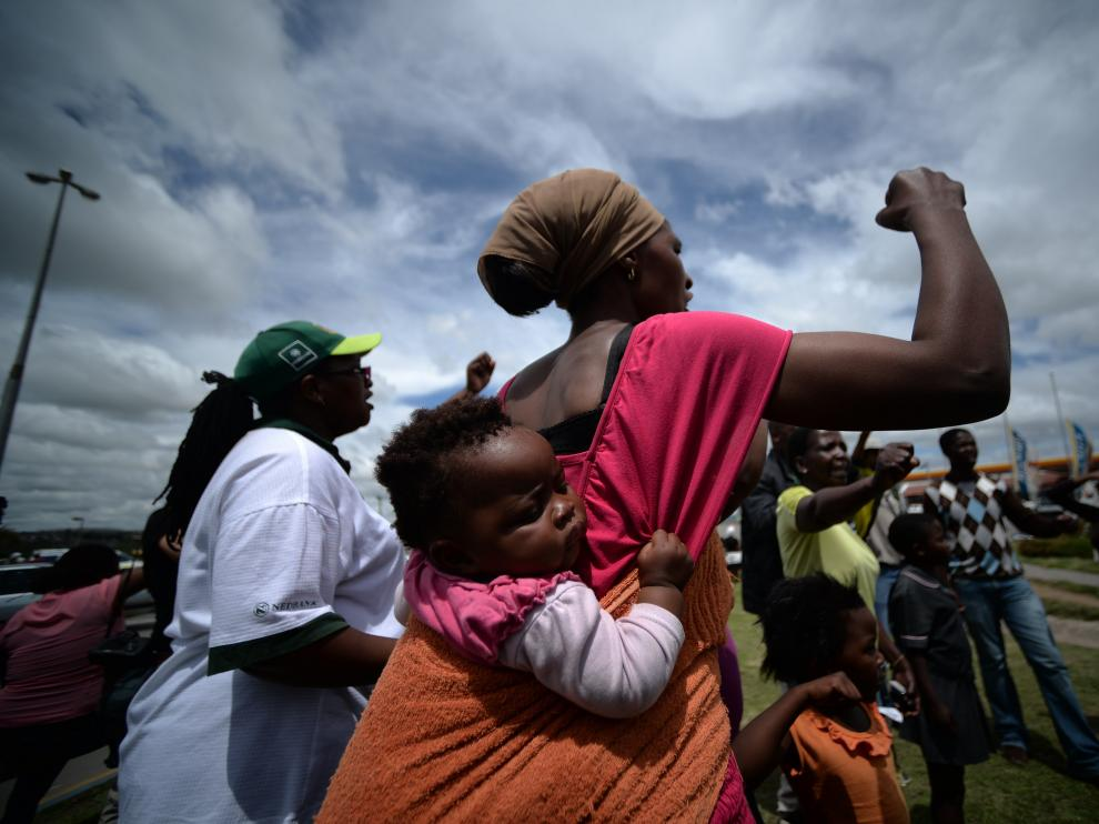 Quunu, la aldea natal de Mandela, espera a su hijo más ilustre