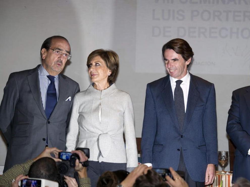 Aznar, en imagen de archivo.