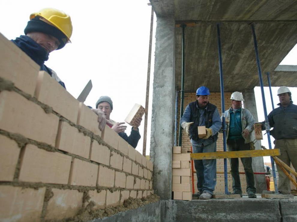 La construcción es uno de los sectores más controlados