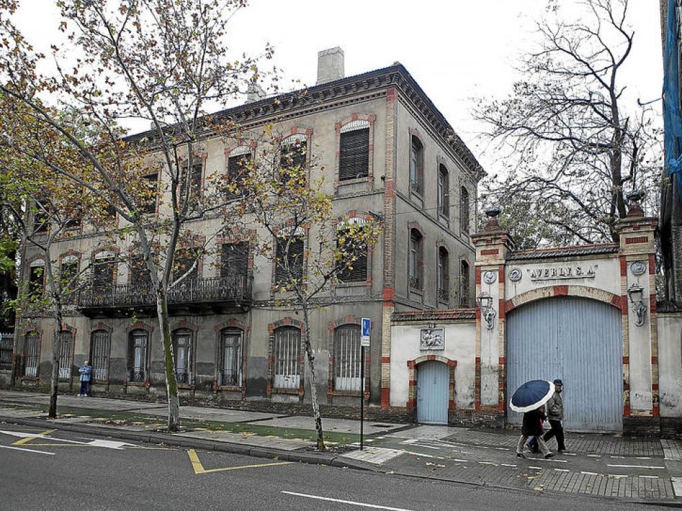 Imagen del edificio de Averly