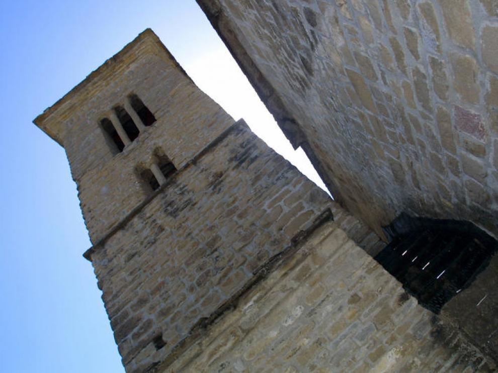 Iglesia mozárabe de Lasieso