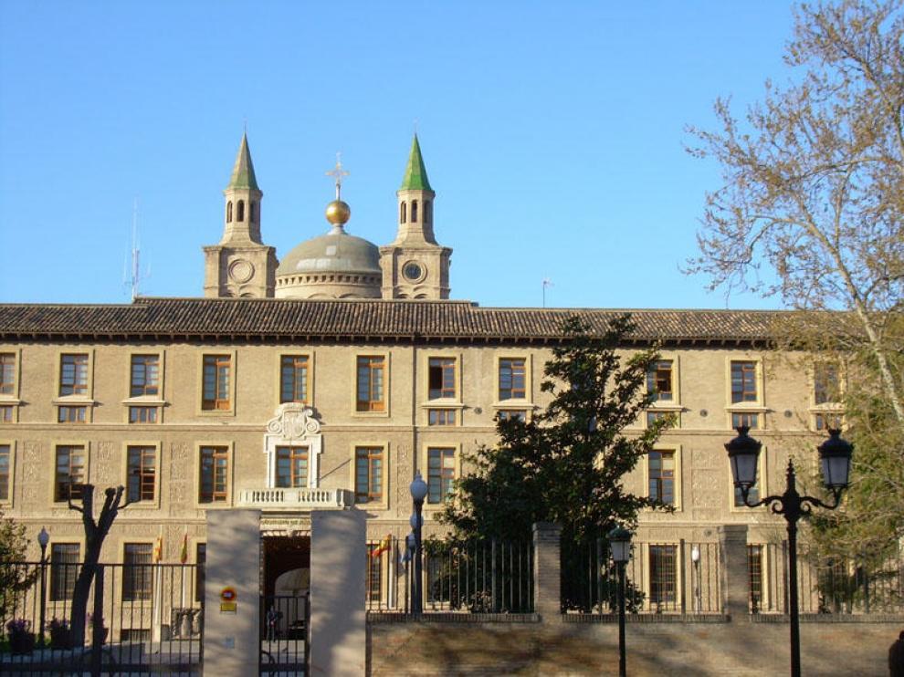 Edificio Pignatelli, imagen de archivo.