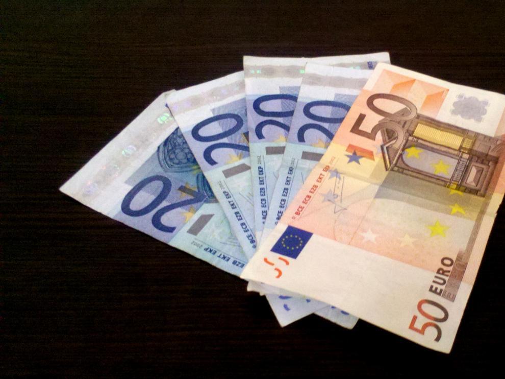 La brecha salarial entre Aragón y la media española se amplía en más de 35 euros mensuales