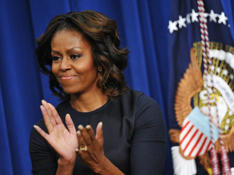 Michelle Obama, cumplirá 50 años en la Casa Blanca