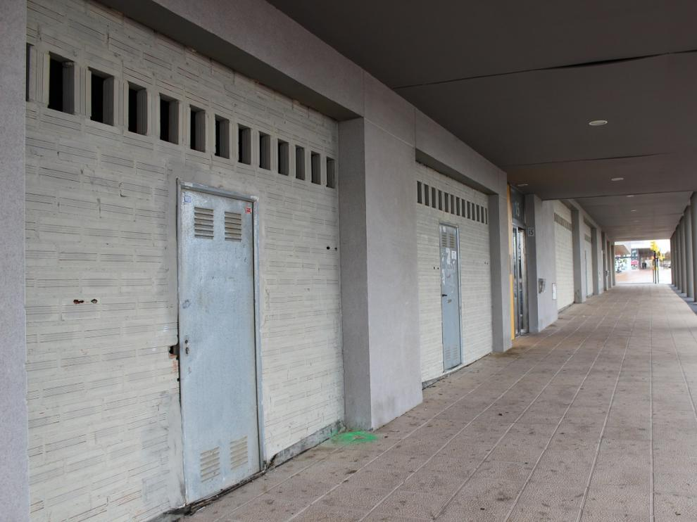 Locales de la calle de Ciudadano Kane donde estará la biblioteca